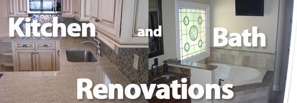 Kitchen & Bath Renovations | Kyle Nelson Customs